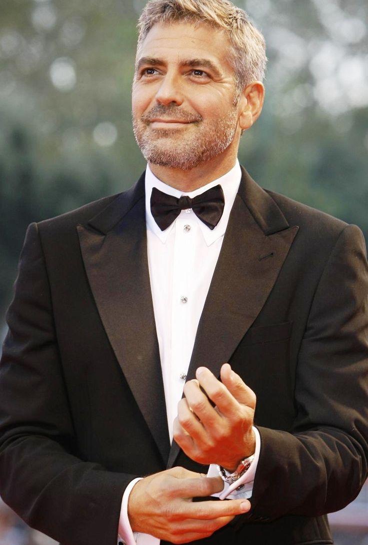 George Clooney - Elegant style