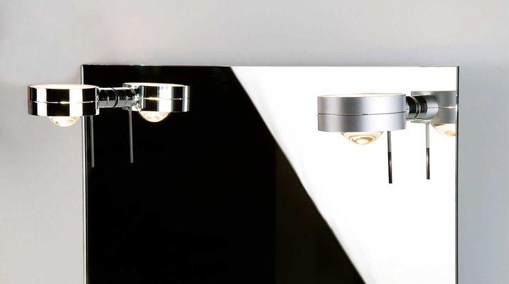 Spiegelbeleuchtung Spiegelleuchte Lens Mirror Top Light kaufen im borono Online Shop
