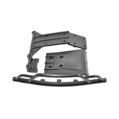 RPM81612 - RPM Front Bumper and Kick Plate for ECX Torment 4x4