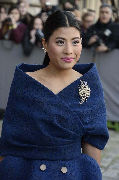 La princesse Sirivannavari Nariratana de Thaïlande - Photos - Une princesse à la Fashion Week à Paris