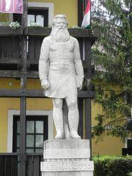 Herman Ottó szobor - Szobrok, Látnivalók / Szobor