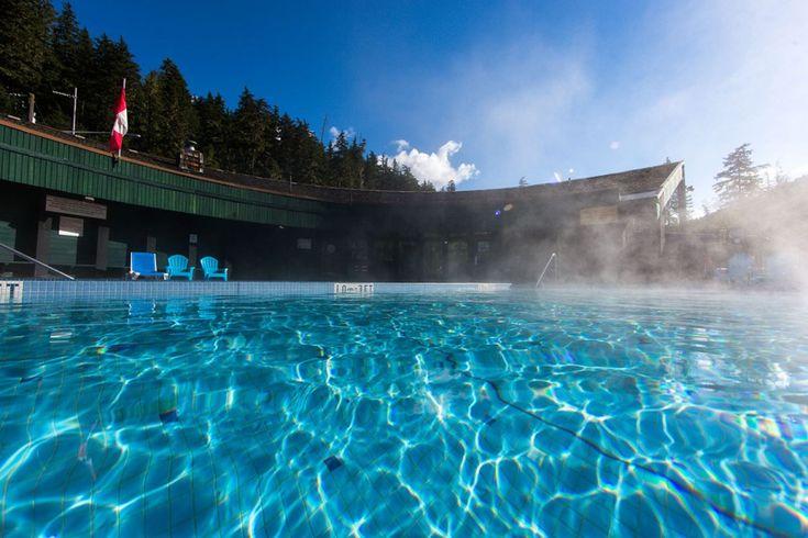 Nakusp Hot Springs Revelstoke
