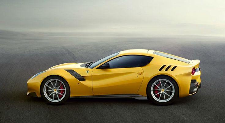 Ferrari F12 Tdf '2016Moteur : V12 6,3 L de 780 ch0 à 100 km/h : 2,9 sec