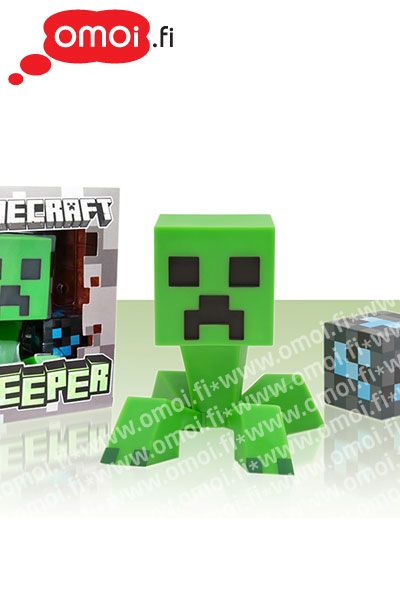 Minecraft Creeper Vinyl figure - 32,00EUR : Manga Shop for Europe, A great selection of anime products