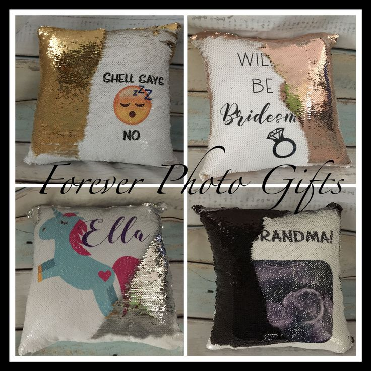 Quot Magic Quot Reveal Photo Pillow In 2019 Photo Pillows