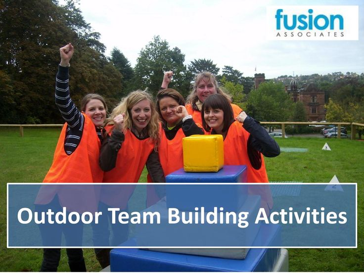 relationship building activities for teams