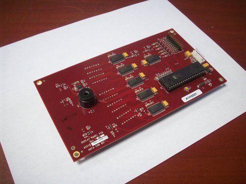 Hoya Conbio:  Display Panel PCB  ASSY  659-0669-9 Rev. A  Medical Laser CARD   #HoyaConbio