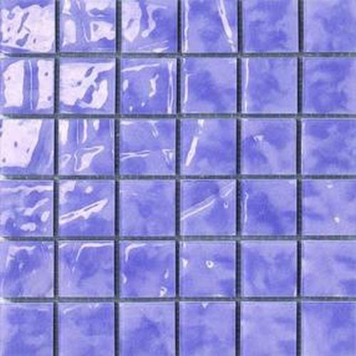 #Settecento #Musiva Viola 4,5x4,5 on grid 28,6x28,6 cm 100712 | #Glas on ceramic | on #bathroom39.com at 196 Euro/sqm | #mosaic #bathroom #kitchen