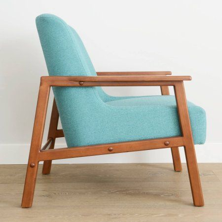 9 By Novogratz Hudson Lounge Chair - Walmart.com