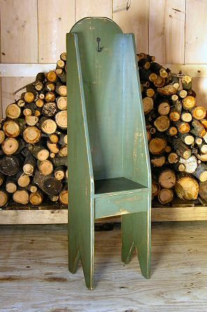 Potter's Chair-chairs, primitive, country,