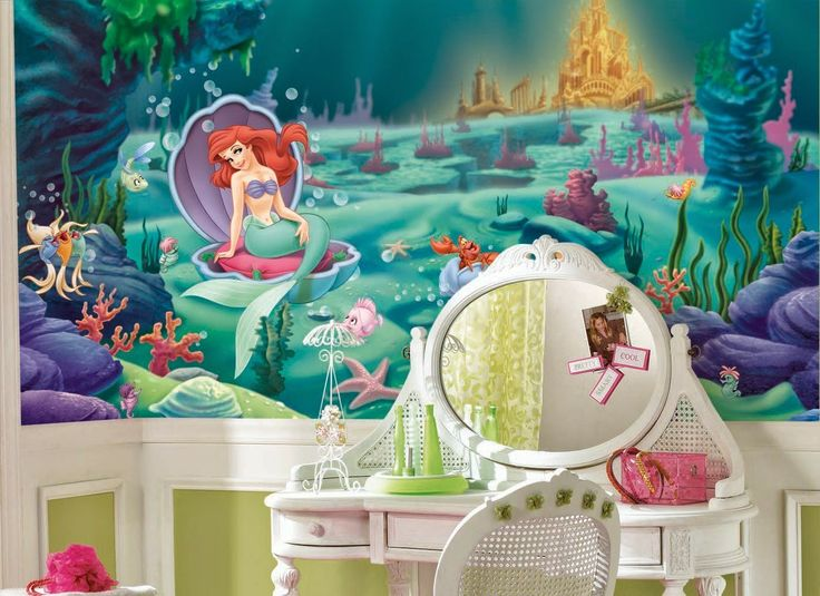 Bedroom Decor Ideas And Designs: How To Decorate A Disney