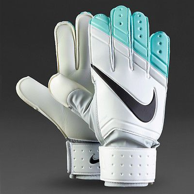 NIKE GK GOALKEEPER CLASSIC GLOVES 2015 White/Turquoise.