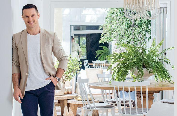 The Block's Darren Palmer shares his own kitchen reno