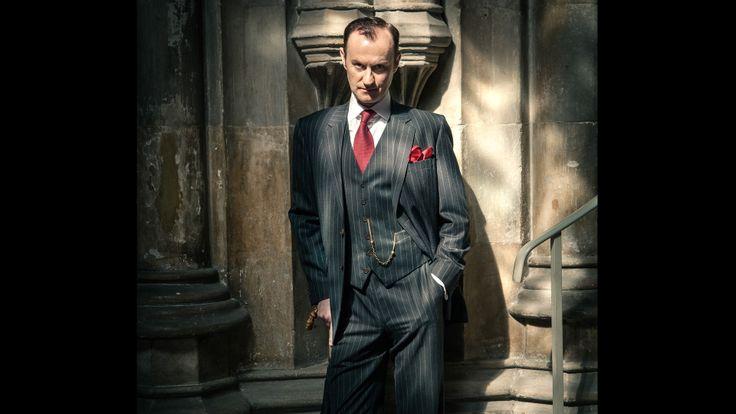 Mycroft Holmes (Mark Gatiss)   Character Hub   Season 3   Sherlock   Masterpiece   PBS http://www.pbs.org/wgbh/masterpiece/programs/character-hub/series/sherlock-season-3/character/mycroft-holmes_s518