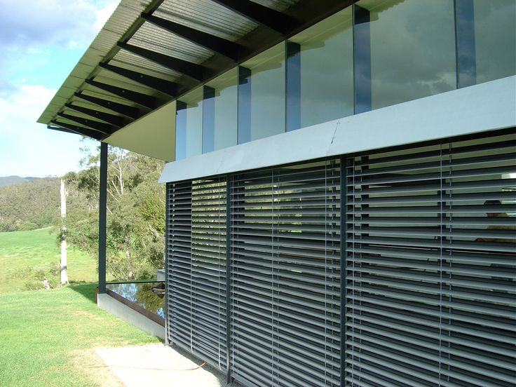 exterior venetian blinds - Google Search