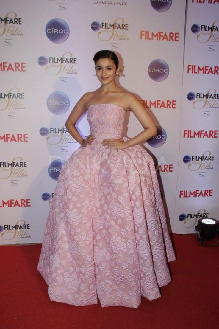 India glamour and fashion awards dresses