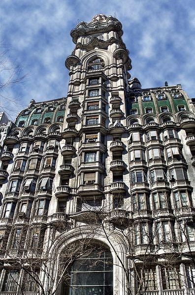 Barolo Tower - Buenos Aires (el edificio mágico de la ciudad) ♥_♥