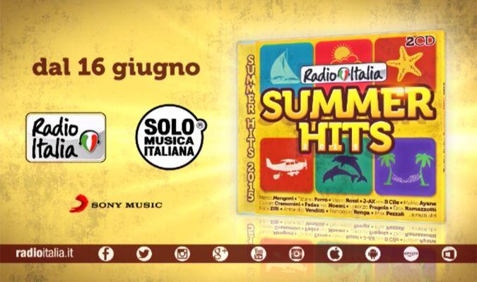 RADIO ITALIA SUMMER HITS 2015