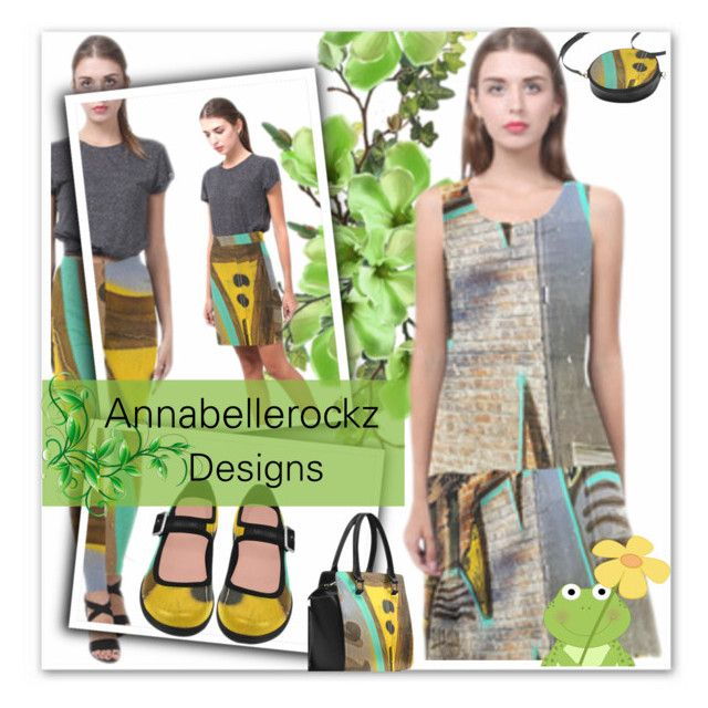 Annabellerockz  -Streetstyle by annabellerockz on Polyvore featuring polyvore fashion style Nemesis clothing
