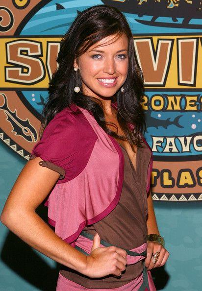 "Parvati Shallow (Lambda Sigma)....winner of ""Survivor: Micronesia"""