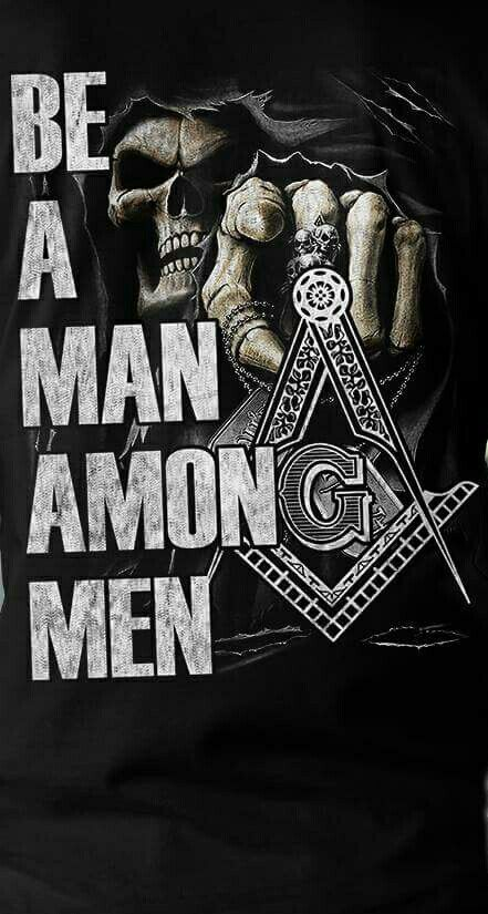 Be a Man AmonG Men ✊