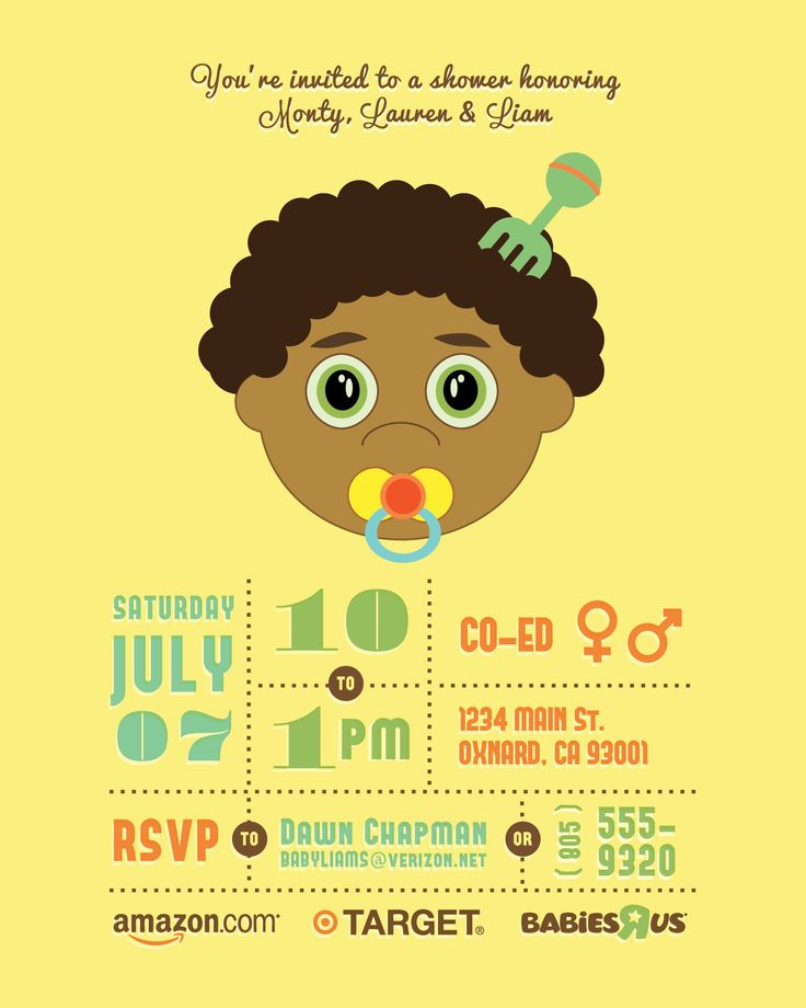 21 best Ethnic Baby Shower Invitations images on Pinterest | Ethnic ...