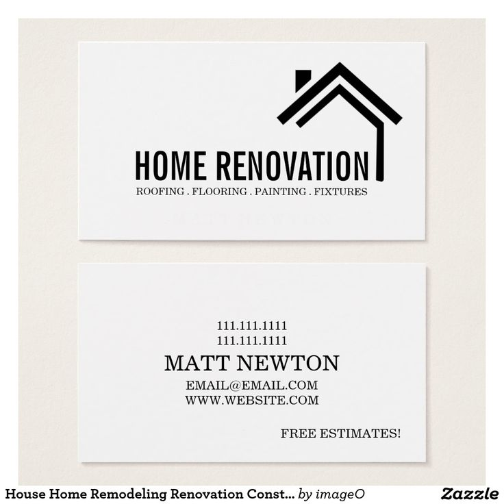 Home Design Business Ideas: 17 Best Ideas About Construction Business Cards On