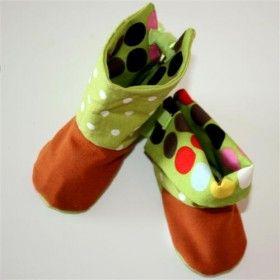Tuto bottes bébé                                                                                                                                                                                 Plus