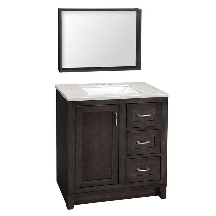 Best 25 30 inch bathroom vanity ideas on pinterest 30 bathroom vanity 30 inch vanity and for Home hardware bathroom vanities