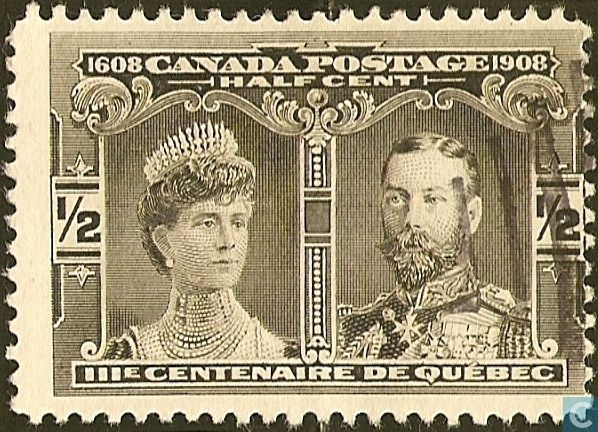 6 Postage Stamp Cent Values