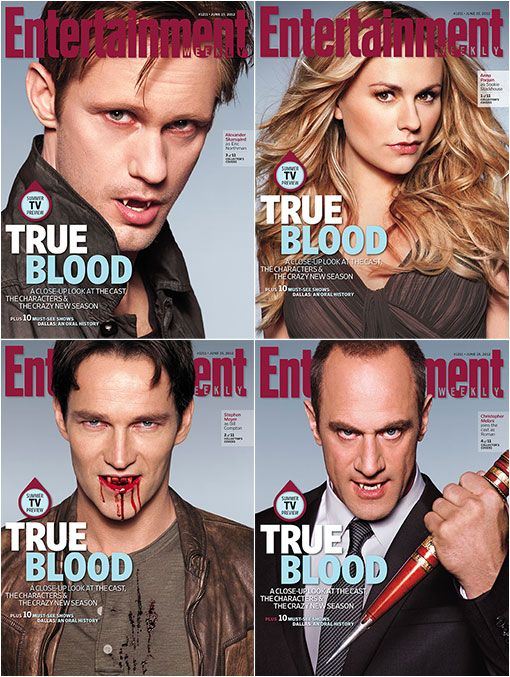 A few more days until True Blood S05. I don't know who excites me more...Alexander Skarsgaard or Christopher Meloni.