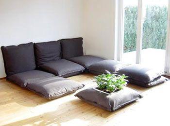 <h1>Sofa cama almohadon o puff, como hacerlo facilmente y casero</h1> : VCTRY's BLOG