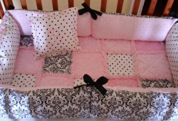 Custom CRADLE Bedding 3 Piece Set Your choice by mellissasboutique, $164.99