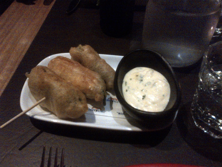 Jalopeno poppers - Merrywell