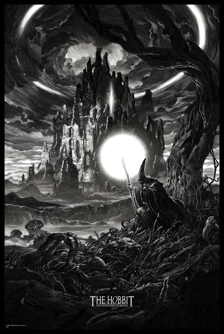 The Hobbit - The Desolation of Smaug New poster... - nicolasdelort