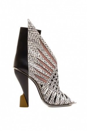 Collection chaussures Balenciaga printemps-été 2012