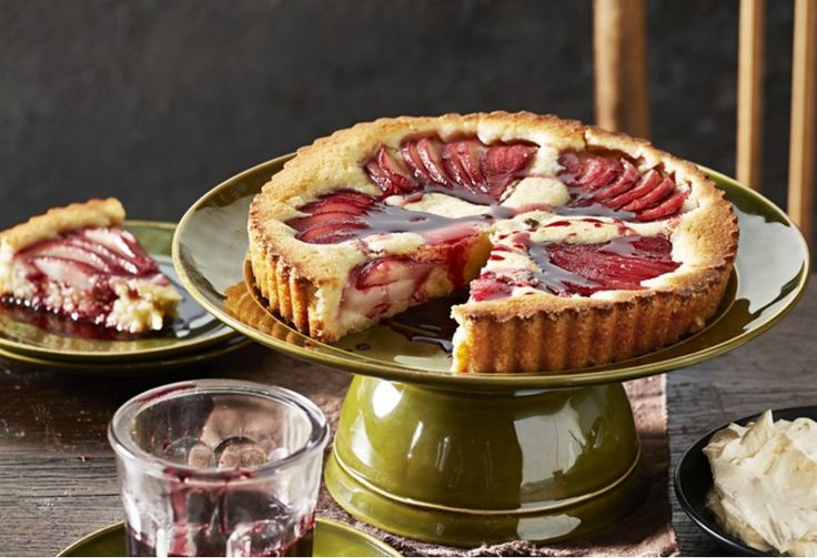 Skip the pre-made pastry! This tasty tart comes with a homemade crust that is worth the extra few minutes.