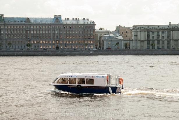 Fast, romantic, but seasonal and not the cheapest means of transport in the city