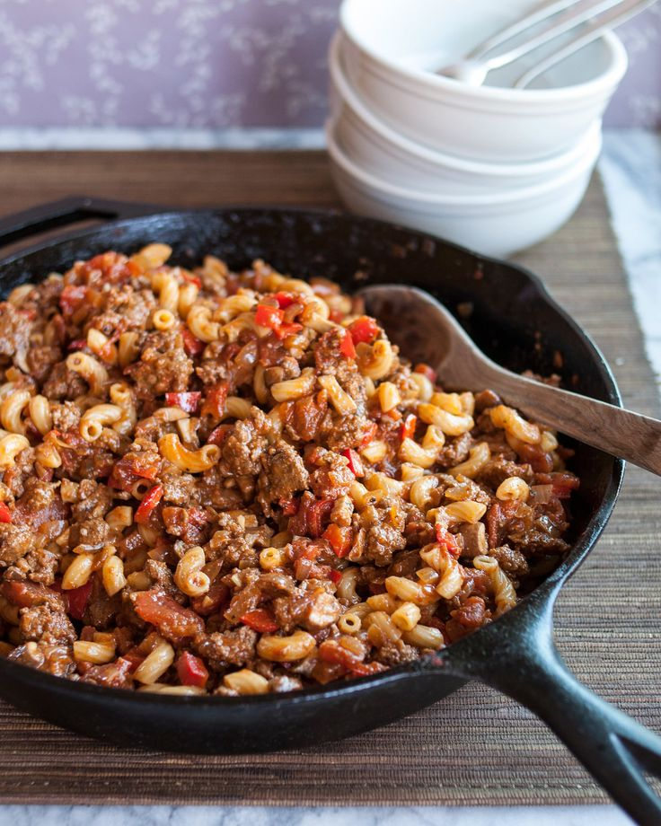 20 stove top recipes you can make in 30 minutes. Yes!! Weeknight Recipe: Southwest Skillet Ragu