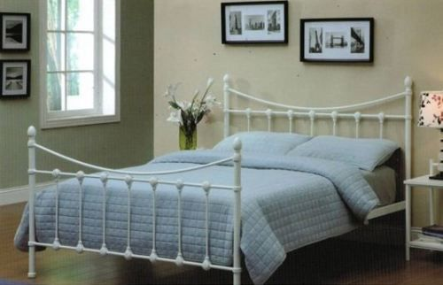 QUEEN-AVON-BED-BE-922-WHITE-OR-BLACK