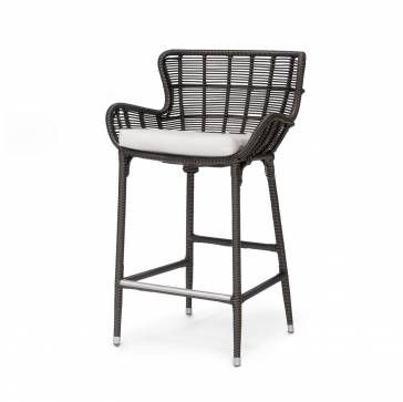 Solanto Outdoor Counter Stool by Mecox Gardens Shop online for home