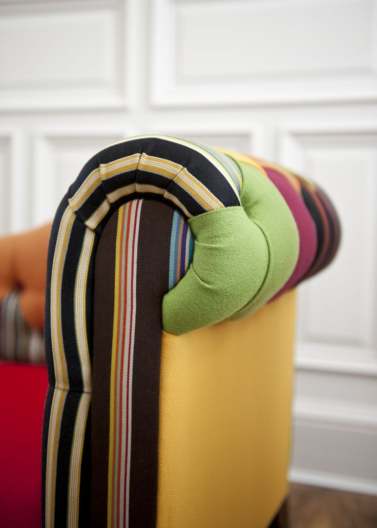 #couch #sofa #DeliciousAlchemy #office #officedesign #decor #interiordesign #furniture #chair #multicoloured