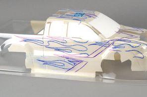 Método avanzado para pintar carrocerías de coches RC