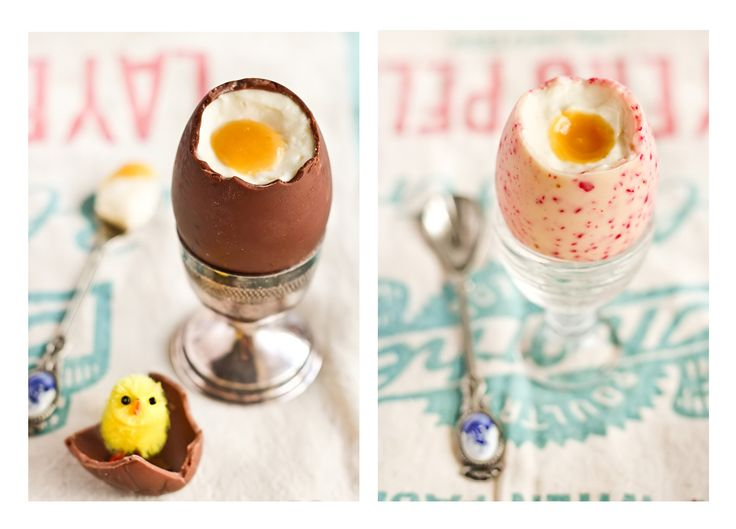 Find ther recipe for Cheesecake Chocolate Easter Egg Cups! http://babyglitter.com/blog/choco-eggs-cheescake/