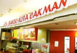 Bakso Kota Cak Man, Malang