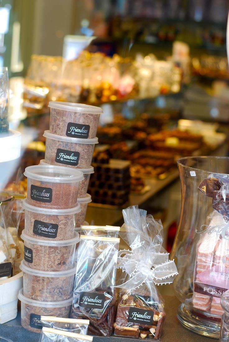 Chocolatier Friandises Maastricht