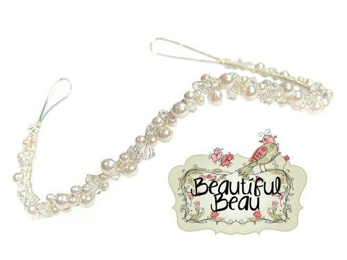Pure Elegance Sweeping Bridal Wedding Headband by BeautifulBeau, £38.00