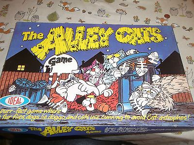 The Alley Cats Board Game