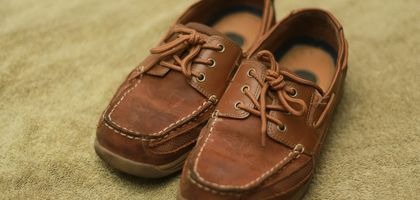 How to Clean Sperry Tan Leather Topsiders | eHow