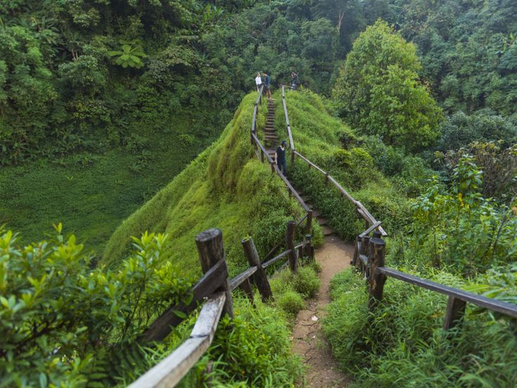 Head into Champasak in Laos and you'll see remnants of the kingdom that used to be here through the ... - Shutterstock/Chokniti Khongchum